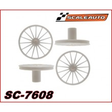 WHEELS INSERTS - MODERN GT 15 SPOKES - 21mm.