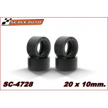 NEUMÁTICOS RT SOFT 20 x 10mm.
