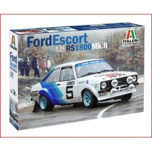 KIT FORD ESCORT RS1800 MKII (1/24)