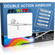DOUBLE ACTION AIRBRUSH