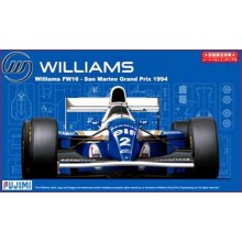 KIT WILLIAMS FW16 F1 (SENNA) (1/20)
