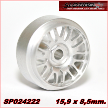ALUMINUM WHEELS 15,9 x 8,5 mm. BBS 16