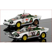 LEGENDS LANCIA STRATOS 1976 RALLY CHAMPIONS TWINPACK