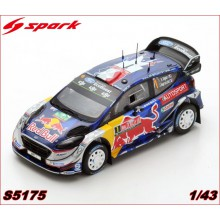FORD FIESTA WRC (3er RALLY GREAT BRITAIN 2017)