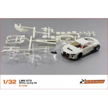 LMS GT3  WHITE RACING CAR KIT