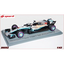 MERCEDES AMG F1 W09 EQ POWER+ (WINNER AZERBAIJAN GP 2018)