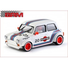 MINI COOPER - MARTINI WHITE EDITION (1/24)