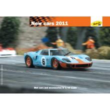 DIPTICO NEW CARS 2011