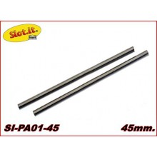 STEEL PROAXLE 45mm.