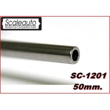 2,38 X 50mm. HOLLOW STEEL AXLE