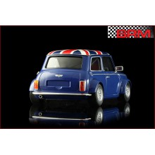 MINI COOPER - UNION JACK BLUE (1/24)