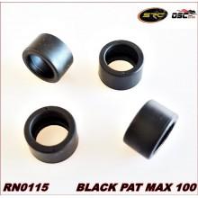 "TYRES ""BLACK PAT"" MAX 100 (17,6 x 10,3)"