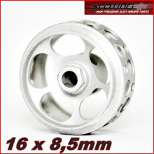 ALUMINIUM WHEELS URANO (16 x 8,5mm.)