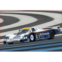 DECALS 1/32 PORSCHE 956 - WINNER LE MANS 1983