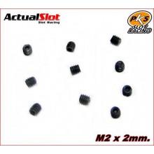 HEXAGONAL SCREWS M2 x 2mm