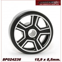 ALUMINIUM WHEELS SPA EAU ROUGE 16