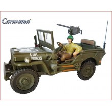 1/4 TON MILITARY VEHICLE (1/43)