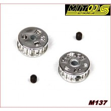 PULLEYS MXL NYLON Z17
