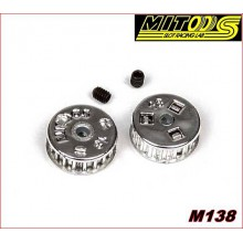 PULLEYS MXL NYLON Z18