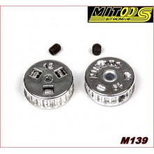 PULLEYS MXL NYLON Z19