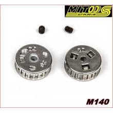PULLEYS MXL NYLON Z20