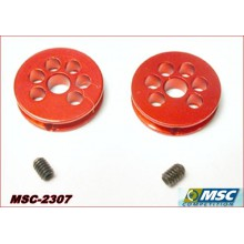 ALUMINIUM PULLEY 10MM.