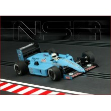 FORMULA 1 86/89 LIGHT BLUE