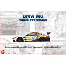 BMW M6 GT3 - 2018 MACAU GP GT3 RACE WINNER