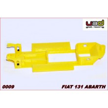 CHASSIS 3D FIAT 131 ABARTH (SCALEXTRIC - IN-LINE)