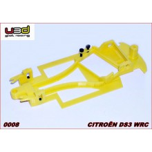 CHASSIS 3D CITROEN DS3 WRC (SCALEXTRIC - ANGLEWINDER)