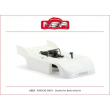 WHITE BODY KIT PORSCHE 908/3 DOUBLE FINN