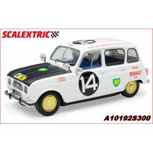 "RENAULT 4L ""EAST AFRICAN"""
