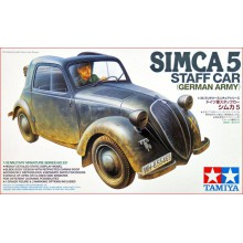 SIMCA 5 STAFF CAR (GERMAN ARMY)