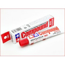 TAMIYA FINE POLISHING COMPOUND COARSE