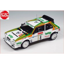 KIT 1/24 LANCIA DELTA S4 - '86 SAN REMO RALLY