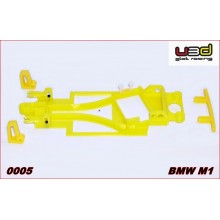CHASSIS 3D BMW M1 (SCALEXTRIC - ANGLEWINDER)