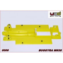 CHASSIS 3D BUGGYRA MK08 (FLYSLOT - IN-LINE)