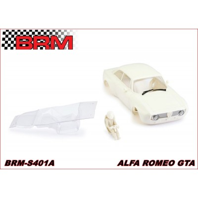 WHITE KIT ALFA ROMEO GTA (1/24)