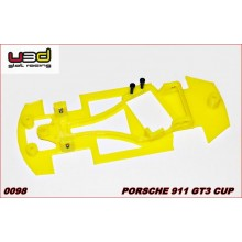CHASSIS 3D PORSCHE 911 GT3 CUP (SCALEXTRIC - ANGLEWINDER)