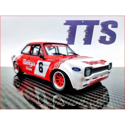 FORD ESCORT RS1600 - (RALLY DU CONDROZ 1983) (1/24)
