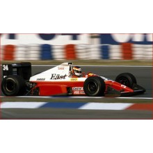 CALCAS - ZAKSPEED 891 - BRITISH GP