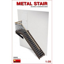 KIT 1/35 METAL STAIR