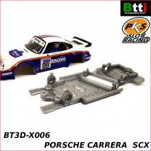 CHASSIS 3D PORSCHE 911 CARRERA (SCALEXTRIC - ANGLEWINDER)