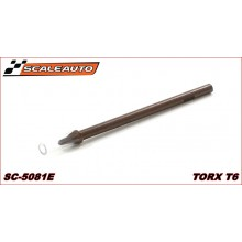 TORX T6 REPLACEMENT SHORT BIT