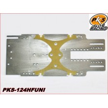 CHASSIS H PLATE UNIVERSAL - FIBER