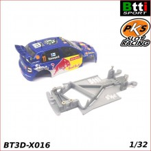 CHASSIS 3D SKODA FABIA WRC (SCALEXTRIC - ANGLEWINDER)