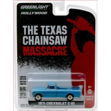 1971 CHEVROLET C-10 - THE TEXAS CHAINSAW MASSACRE