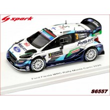FORD FIESTA WRC (RALLY MONTE CARLO 2020)