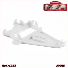 EVO HARD WHITE TRIANGULAR AW MOTOR SUPPORT