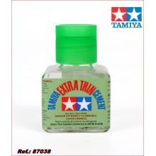 PEGAMENTO TAMIYA EXTRA - 20ml.